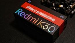 全程对标荣耀旗舰 Redmi K30 Pro是真香旗舰吗?