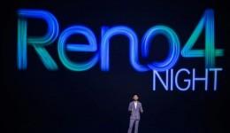 OPPO Reno4系列正式发布:主打超级夜景 晶钻工艺后盖
