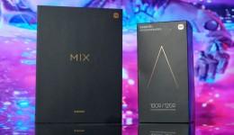 时隔3年再出手,小米MIX4首发评测:优点不足全盘点