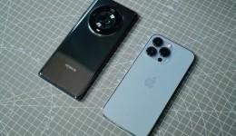 荣耀Magic3 Pro与iPhone13 Pro真香对决:谁的影像力更强?