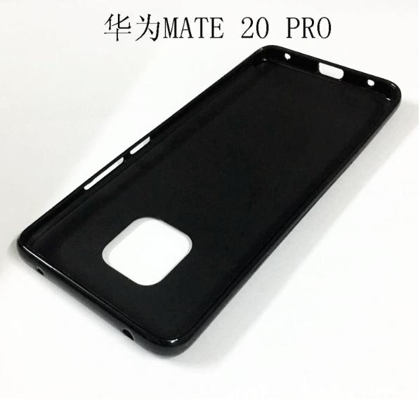 华为Mate20 Pro保护套曝光 保留3.5mm接口