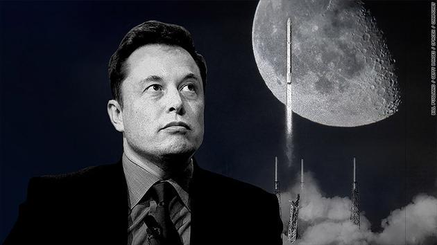 SpaceX签下全球首单私人环月之旅 年底出发