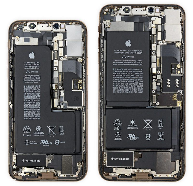 iPhone Xs Max的BOM价仅3000元人民币