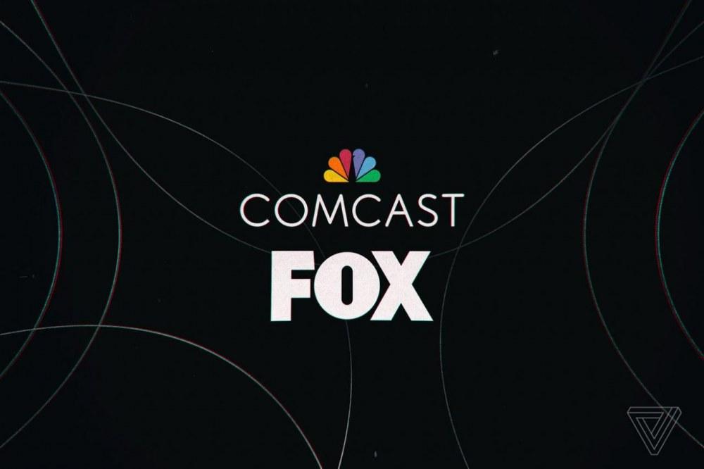 竞购Sky失败 福克斯将所持39%股份转让给Comcast