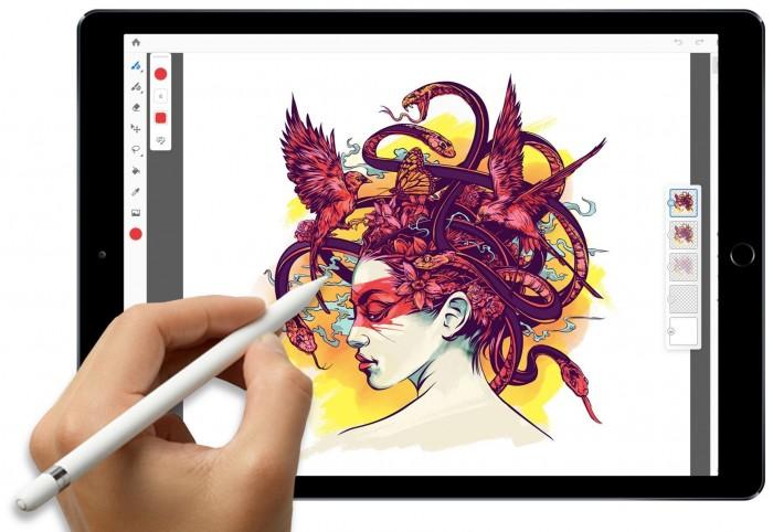 Adobe宣布将于2019年推出适用于iPad的Photoshop