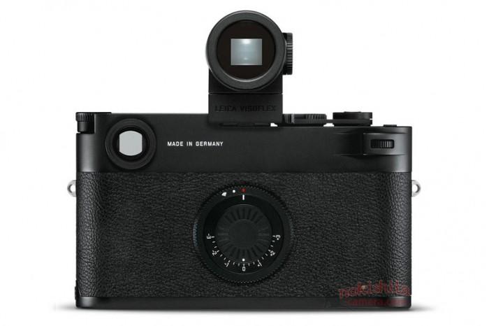 徕卡M10-D相机外观照提前曝光 新机下周发布