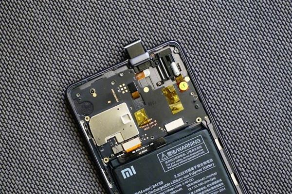小米MIX 3为何采用滑盖全面屏?林斌释疑