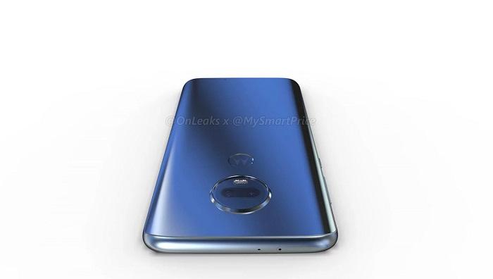 Moto G7 360°渲染图曝光 采用水滴型刘海屏