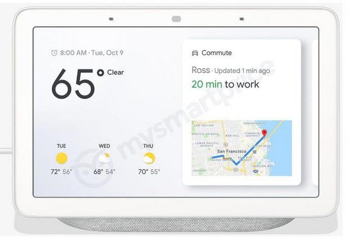 谷歌Home Hub智能显示屏或于10月22日发货
