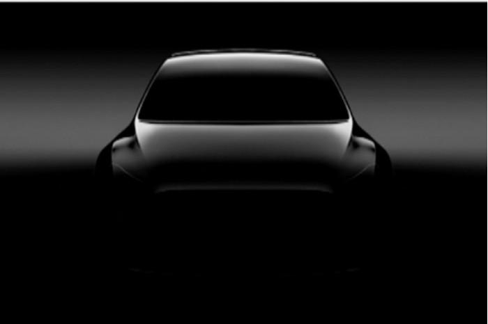 入门版电动SUV 特斯拉Model Y有望在2020年量产