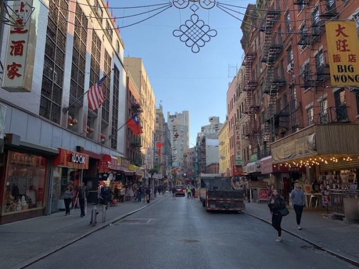 iPhone XR纽约市的实拍样张