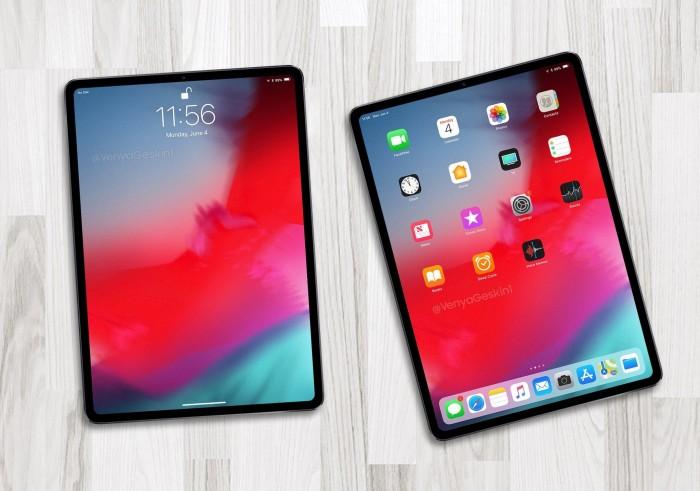 爆料大神再曝iPad Pro 2018款细节