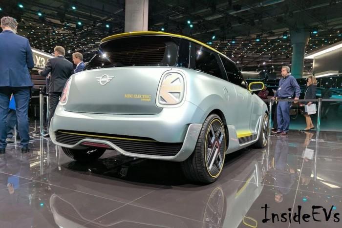 首款电动宝马MINI明年投产