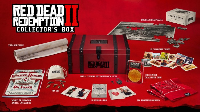 R星宣布《荒野大镖客:救赎2》首发3日全球销售额突破7.25亿美元