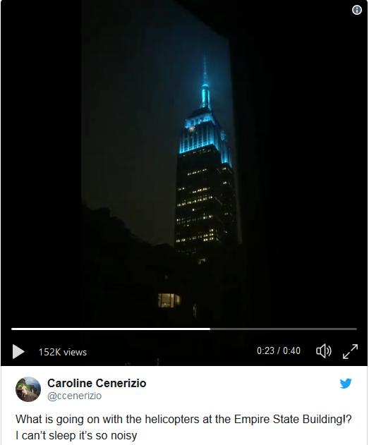 谷歌Pixel 3全程记录姆爷Eminem帝国大厦楼顶激燃音乐表演