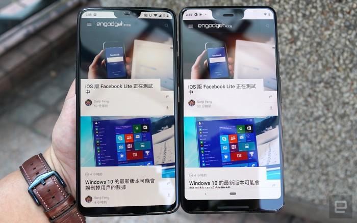 Engadget香港Pixel 3XL真机上手