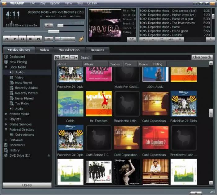 经典MP3播放软件Winamp回归 将在明年发布6.0版本