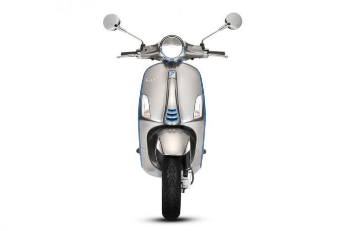 首款全电动摩托Vespa即将在欧洲上市:起步价5万元