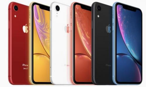 iPhone XR国行开卖全系破发:最高跌幅350元