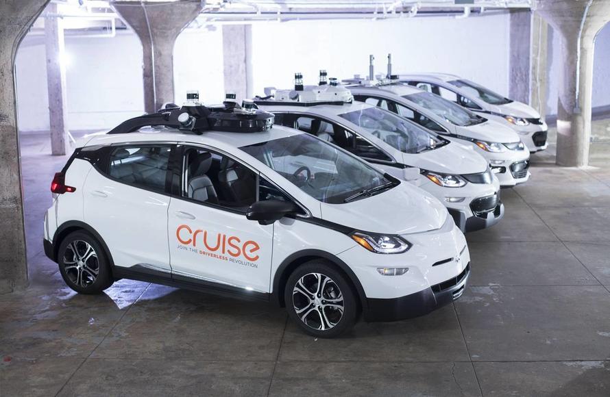 本田27.5亿美元投资通用汽车无人驾驶公司