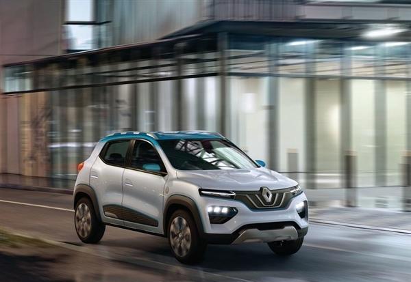 雷诺发布纯电动SUV概念车 明年即国产