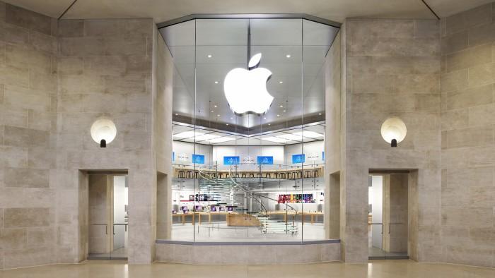 苹果卢浮宫直营店将于10月27日永久关闭