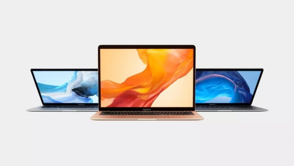 一文秒懂!苹果全面屏iPad Pro+旗舰MacBook Air