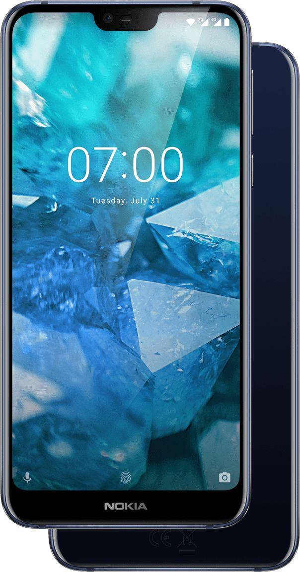 诺基亚发布Nokia 7.1新机亮相