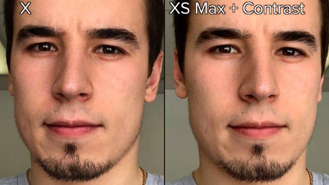 真相:iPhone XS/XS Max对自拍做了什么?