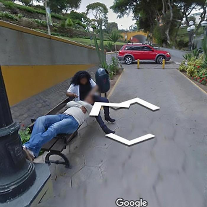 男子上谷歌街景服务意外发现自己被绿5年多