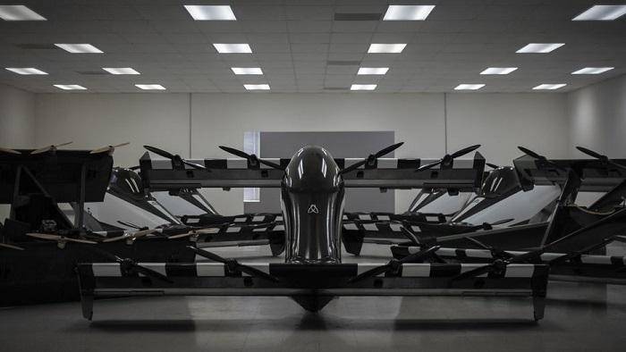 拉里·佩奇支持的飞行汽车初创企业将于明年上市