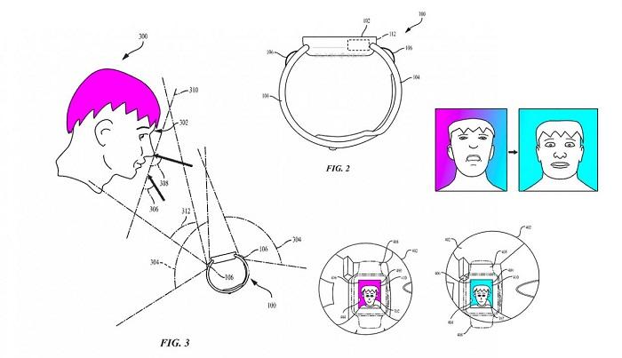 苹果拍照手表专利曝光 申请时间为两年前
