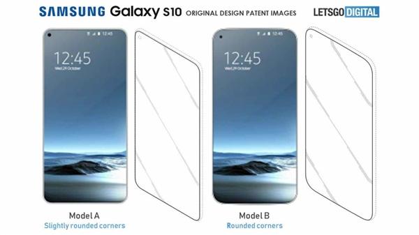 三星Galaxy S10预计有3款:最大6.44寸屏幕指纹、四种配色