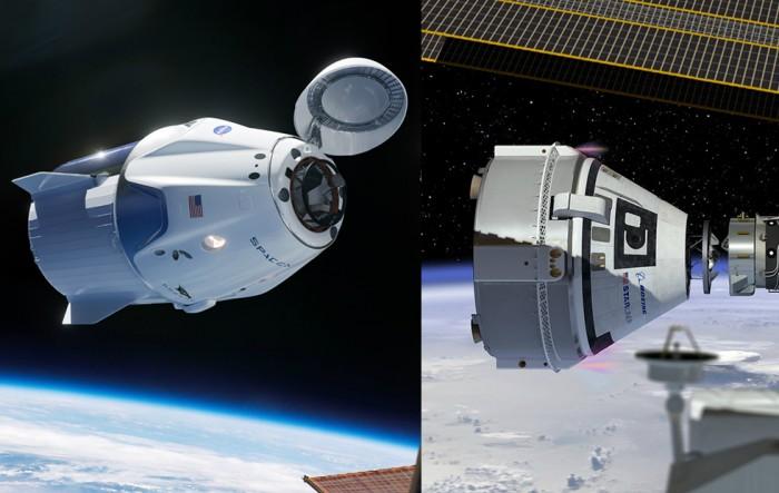 SpaceX载人飞船明年1月测试发射:有望6月份实现载人