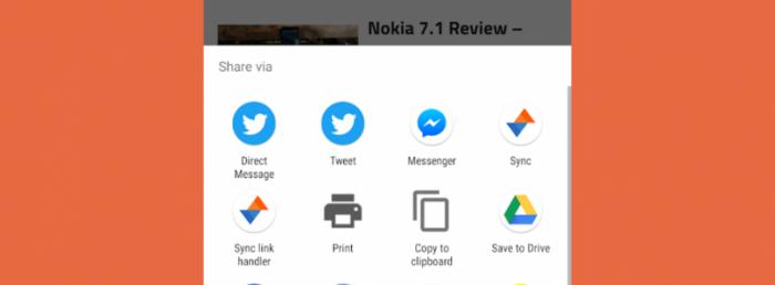 谷歌终于要改进Android分享菜单了:将更快更好用