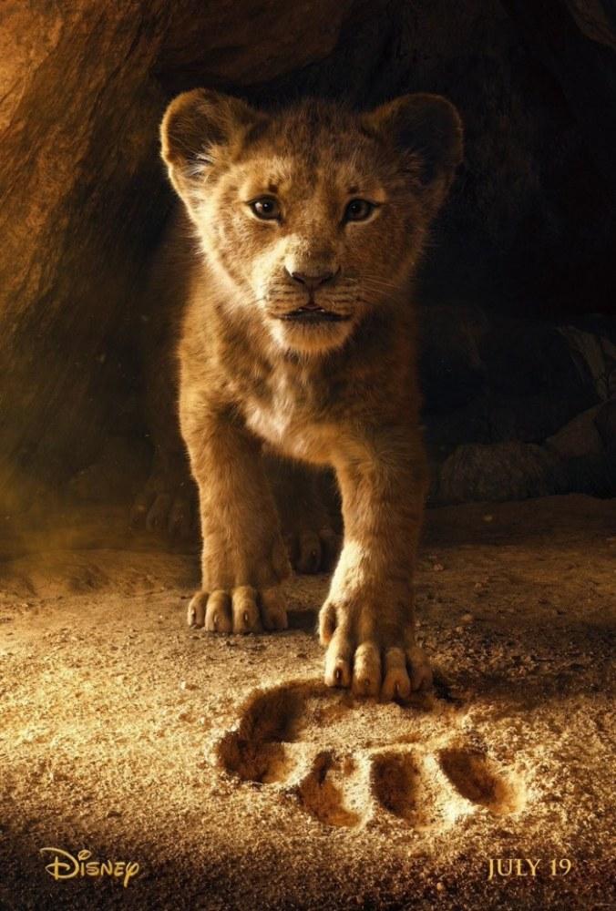 经典再现 迪士尼真人版《狮子王》公布首支预告