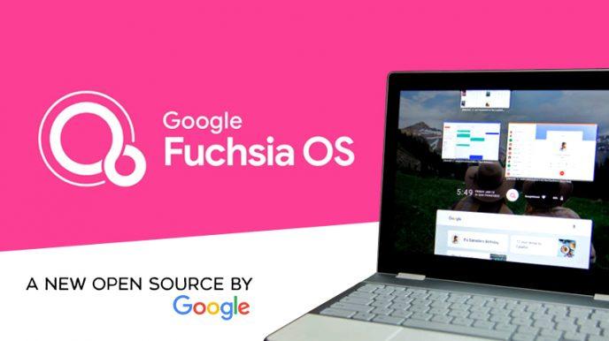 简述 Fuchsia 操作系统的四层结构设计