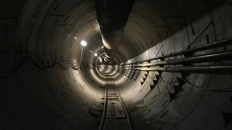 """马斯克的""""神奇隧道""""将于年底让美国公众免费通行"""