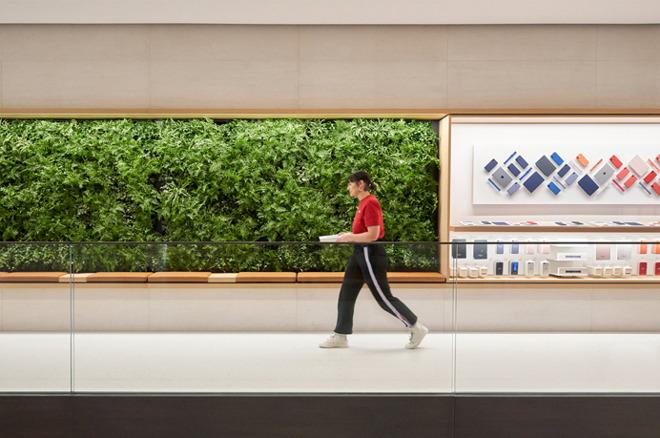巴黎香榭丽舍大街 Apple Store 抢先看