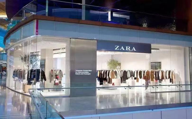Zara告别黄金时代