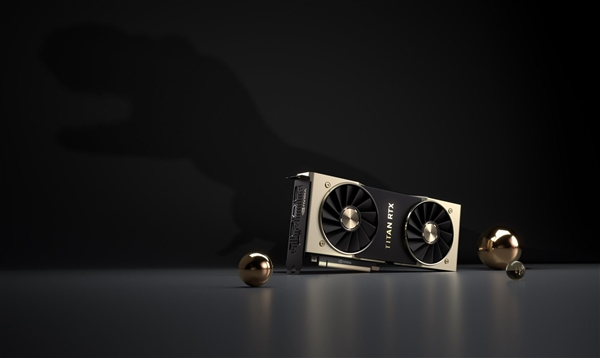 NVIDIA发布Titan RTX霸王龙显卡:比2080 Ti还强15%