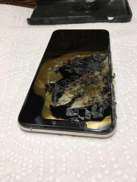 这么快就有情况:首台iPhone XS Max自燃