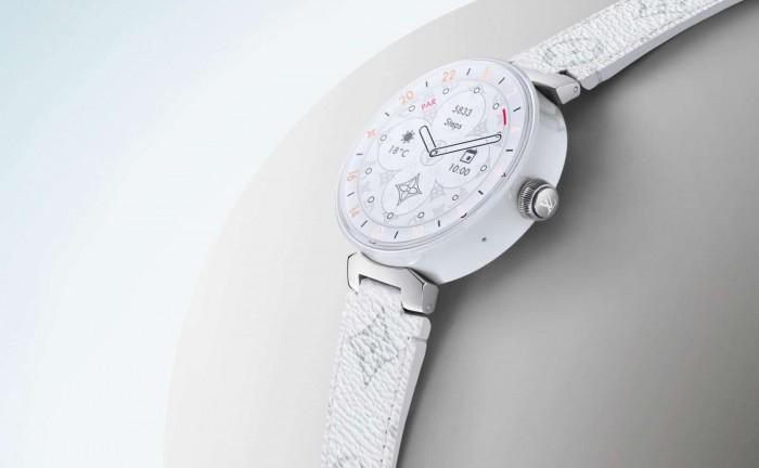 Louis Vuitton全新智能手表发布 使用 Wear OS 系统