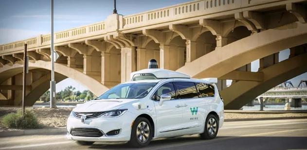 商业化破冰!谷歌正式推出无人出租车服务