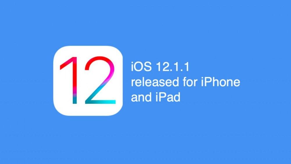 苹果发布 iOS 12.1.1系统更新 开始支持eSIM方式使用双卡