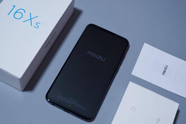 魅族16Xs上手初体验:特立独行的全面屏手机