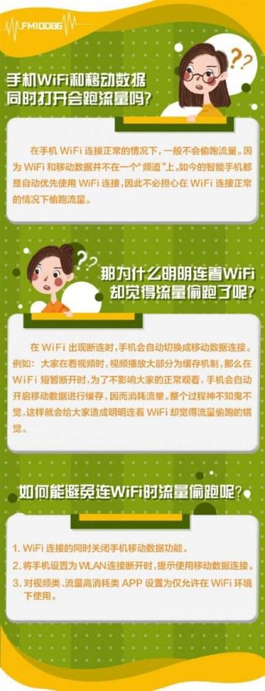 中移动科普:连接Wi-Fi后 需不需要关闭移动网络
