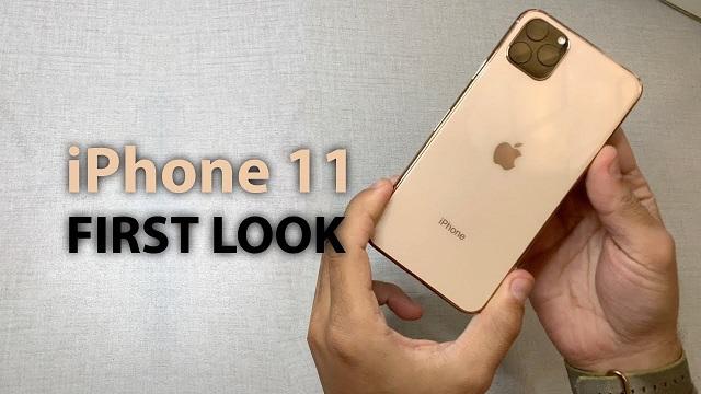 iPhone 11 Pro:浴霸摄像头基本敲定 细节仍需深究