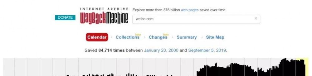 十年前的互联网 充满着简单与土味