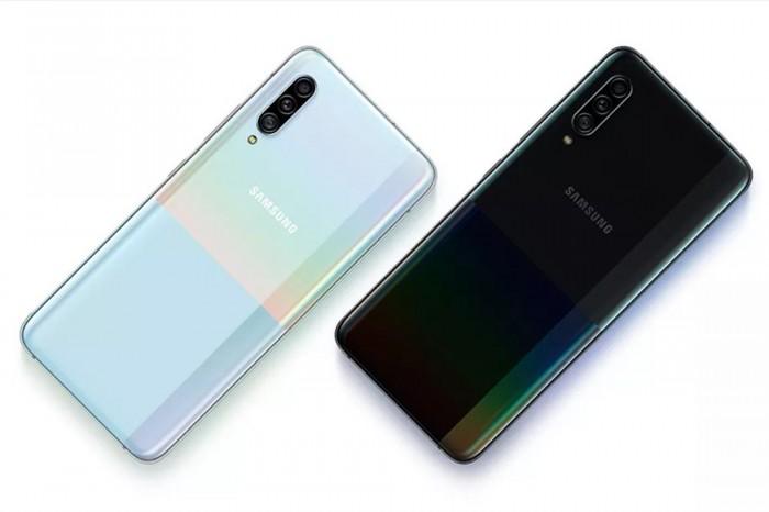 三星官宣Galaxy A90 5G明日上市:骁龙855 Infinity-U刘海